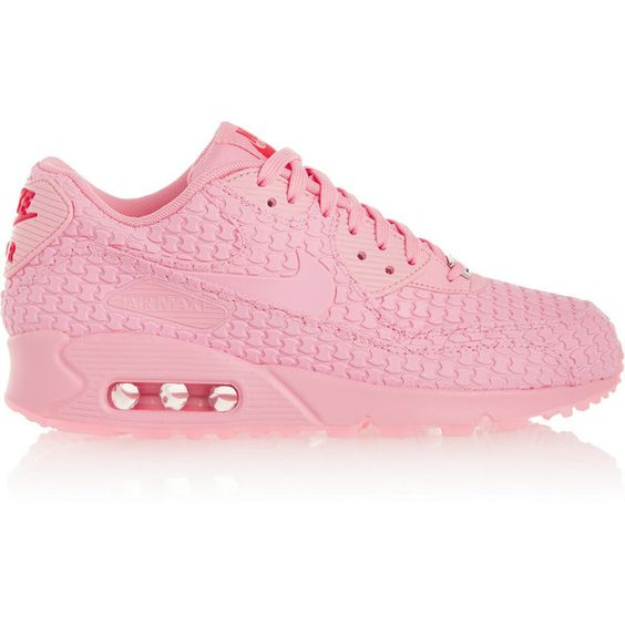 Nike QuickStrike Air Max 90 Shanghai rubber sneakers, Women\u0026#39;s, Size: 8 ($185) ? liked on Polyvore featuring shoes, sneakers, nike, trainers, nike trainers, ...
