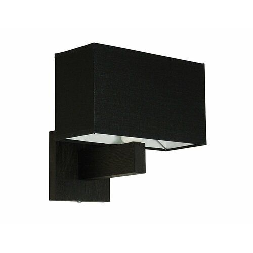 Lorenzo 1 Light Armed Sconce With Swing Arm Lamp Brayden Studio Shade Colour Black Colour Natural Oak Wood In 2020 With Images Swing Arm Lamp Light Brayden Studio