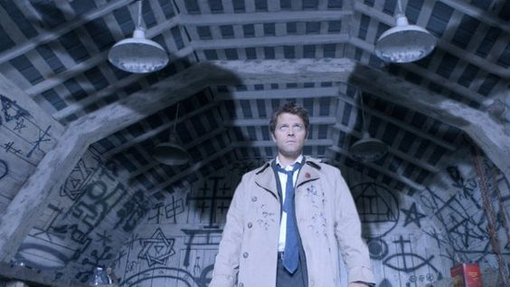 """I am Castiel, an Angel of the Lord."""