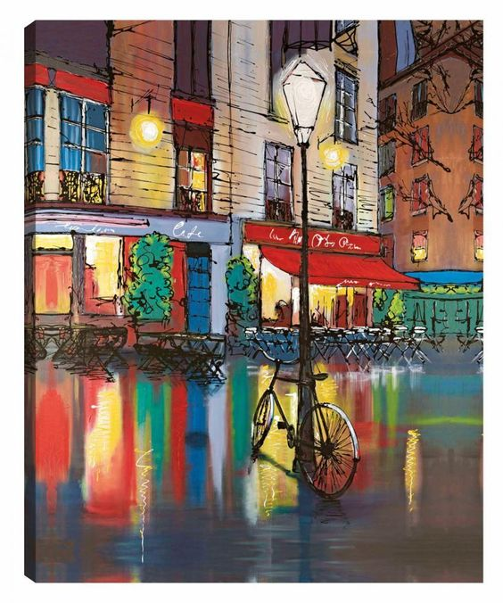 Paris Cafe by Paul Kenton - 1