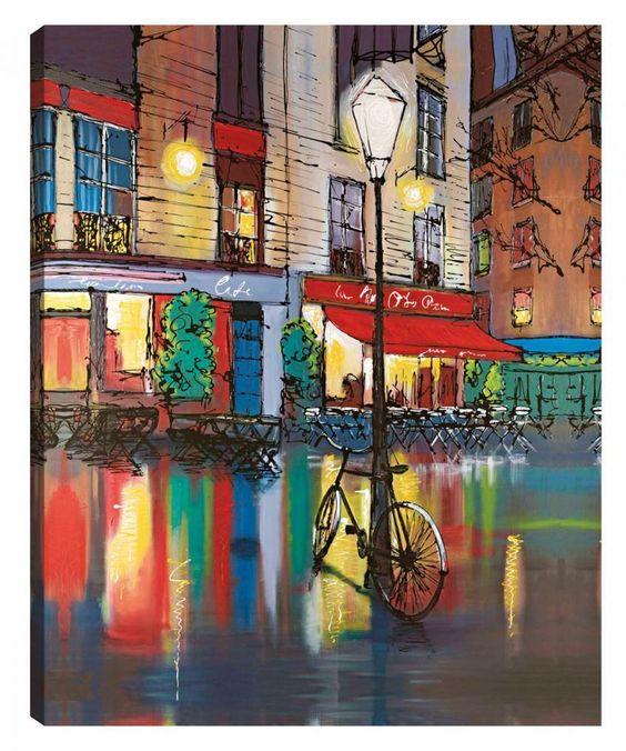 Paris Cafe by Paul Kenton - 1