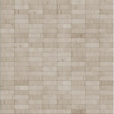 Speed Tiles Urbain 11 X 12 Natural Stone Peel Stick Mosaic Tile In 2020 Stone Texture Wall Mosaic Tiles Stone
