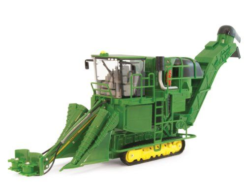 Ertl John Deere 45341 3520 Sugar Cane Harvester Diecast, 1:32-Scale ** Details can be found by clicking on the image.