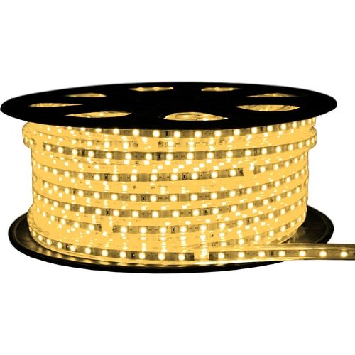 Warm White Led Strip Light 120 Volt High Output Smd 3528 148 Feet Led Strip Lighting Strip Lighting Led Tape Lighting