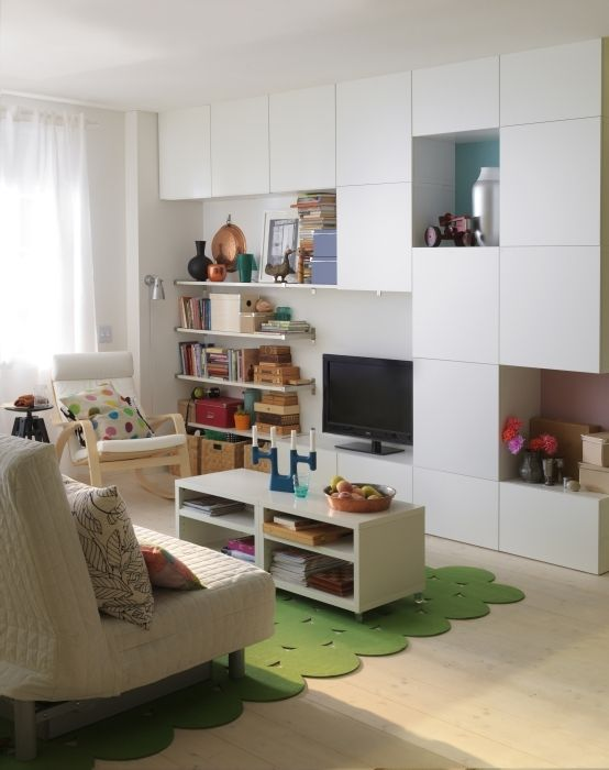 Meuble Tv Ikea Hemnes : Album – 1 – Photos Catalogues Ikea Banc Tv, Besta, Billy, Hemnes