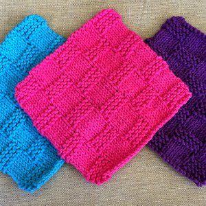 Knitting Dishcloths Pattern For Beginners : Pinterest   The world s catalog of ideas