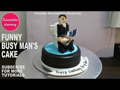 Funny Birthday Wishes Gifts For Men Cake Design Ideas Videos Gifts For Boyfriend Youtube Funny Birthday Cakes Birthday Cakes For Men Cake Design For Men