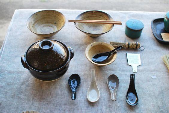 earthenwares