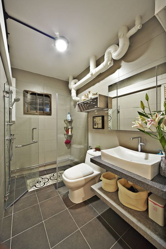 The 80 39 s studio pte ltd singapore preferred and best for Bathroom design ideas singapore