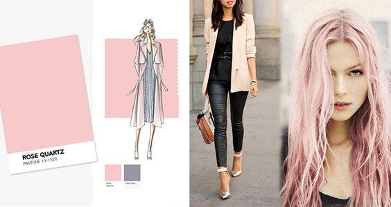 Rose Quartz a nova cor tendência para o verão 2016