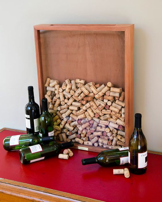 Wine Cork Wedding: Corks, Wine Themed Weddings And Signs On Pinterest