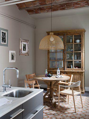 Interiors barcelona and modern on pinterest - Meritxell ribe ...