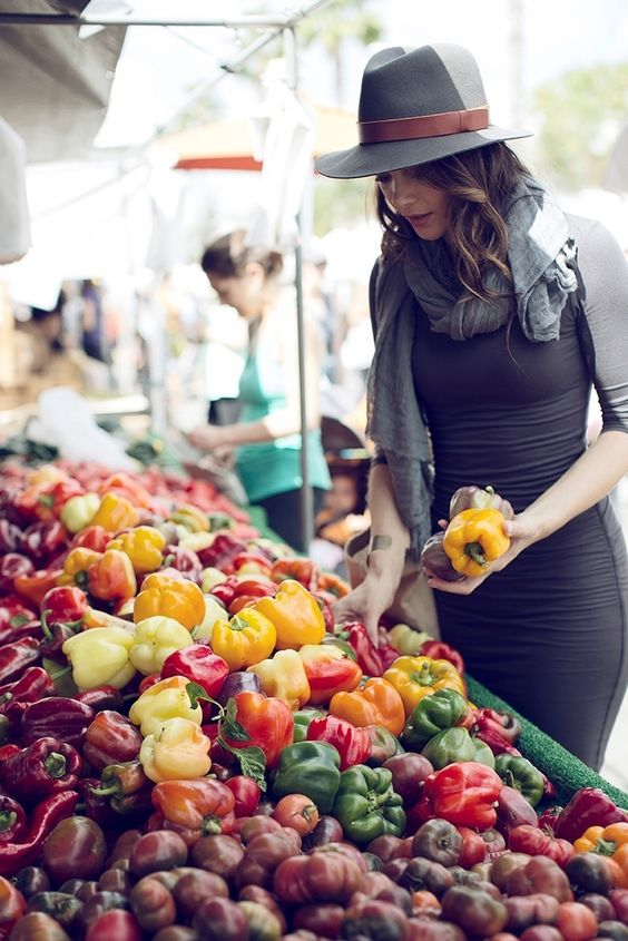 The 6 Rules of Shopping Organic #theeverygirl