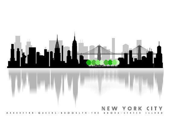 NEW YORK City by Redpostbox
