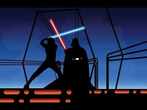 Bespin Duel Analyzed Luke Vs Vader In 2020 Star Wars Empire Star Wars Pictures Star Wars Wallpaper