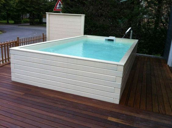 piscina 2x2 metri piccole piscine pinterest ForPiscina Hinchable 2x2
