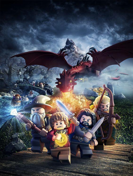 Image LEGO : The Hobbit PlayStation 4 - 5