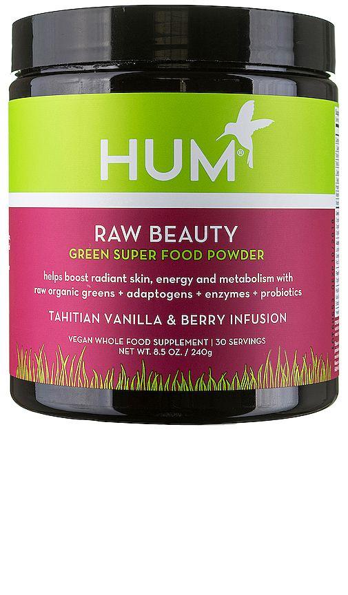 Hum Nutrition Tahitian Vanilla Berry Skin Energy Superfood Powder Superfood Powder Hum Nutrition Superfood