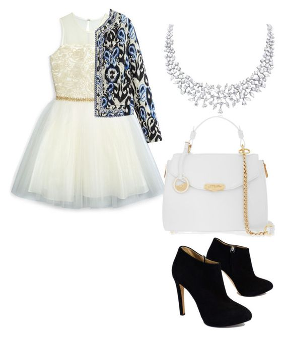 """""""Trending 898"""" by ayannap ❤ liked on Polyvore featuring David Charles, Versace and Giuseppe Zanotti"""