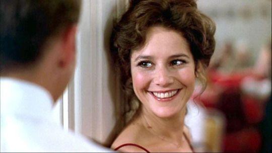 Debra Winger - 1980's sensational actress in 'An Officer & A Gentleman',
