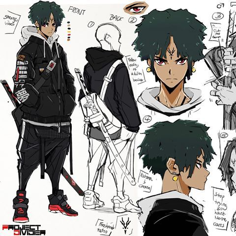 A New Work In Progress Character Concept Sheet Idea Of Carlyle I Tried To Incorporate Some Anime Character Design Character Design Male Concept Art Characters