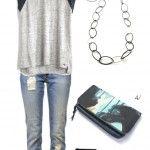 how to wear boyfriend jeans - 8 ways to style your boyfriend jeans