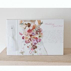 Beautiful Wedding Guest Book