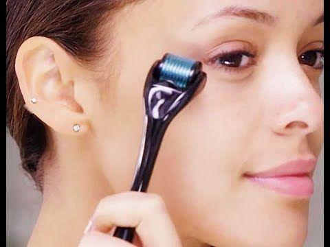 طريقة استعمال ديرما رولر للوجه و ما فائدة الديرما رولر Ear Cuff Ear Earrings