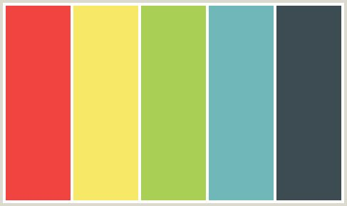 Colorcombo375 color combination tags conifer flamingo for Blue and yellow paint combinations