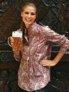 burda style: Damen - Blusen & Tuniken - Tuniken - Tunika - Rüschen - Kellerfalte