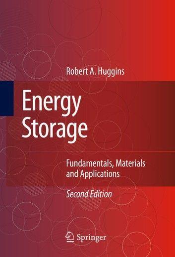 Energy Storage Fundamentals Materials And Applications Applications Energy Fundamentals Materials Storage Energy Storage Metaphysical Books Energy