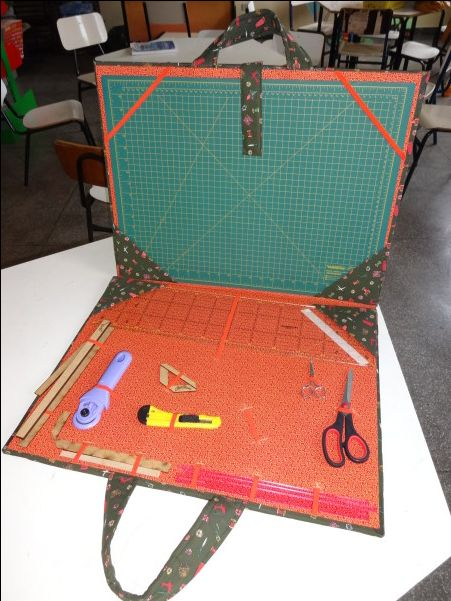 Carry All Craft Art Quilting