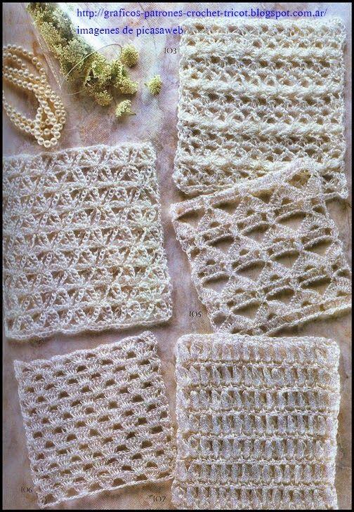 motivi crochet