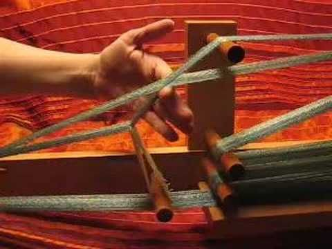This series of videos by Ruth MacGregor (Spinning Forth) are some of the best online basic instructions for getting started. #inkle weaving