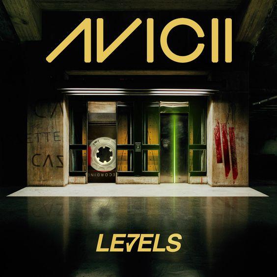 Avicii – Levels (single cover art)