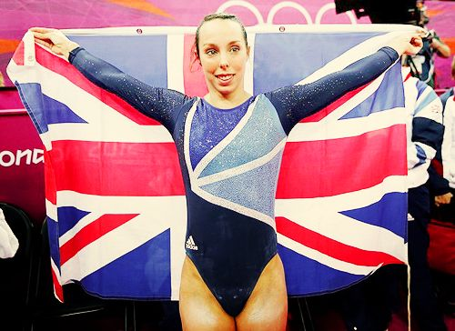 Beth Tweddles 3rd Olympics and 1st Olympic Medal.