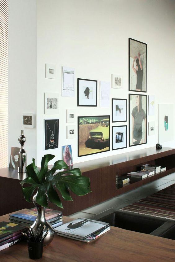 FF House / Studio GT – Guilherme Torres #detail #console #aparador
