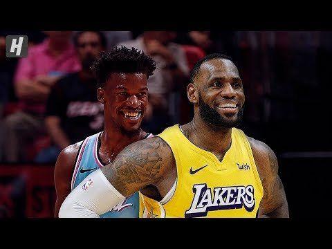 Los Angeles Lakers Vs Miami Heat Full Game Highlights December 13 2019 2019 20 Nba Season Lakers Vs Nba Season Los Angeles Lakers