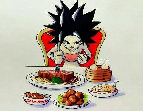 Hungry Dragon Ball In 2021 Dragon Ball Super Goku Dragon Ball Super Manga Dragon Ball Goku
