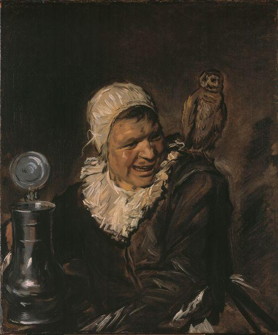 Malle Babbe ~ ca. 1633 ~ Olieverf op doek ~ 78,5 x 66,2 cm. ~ Gemäldegalerie der Staatlichen Museen zu Berlin, Berlijn