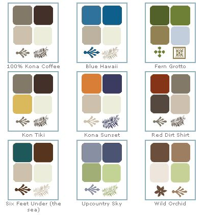 Paint colors april 20 and furniture on pinterest for Oriental colour palette