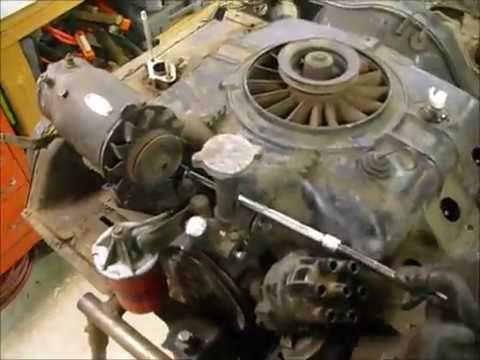 Corvair Engine Sheet Metal Removal Youtube Sheet Metal How To Remove Sheet