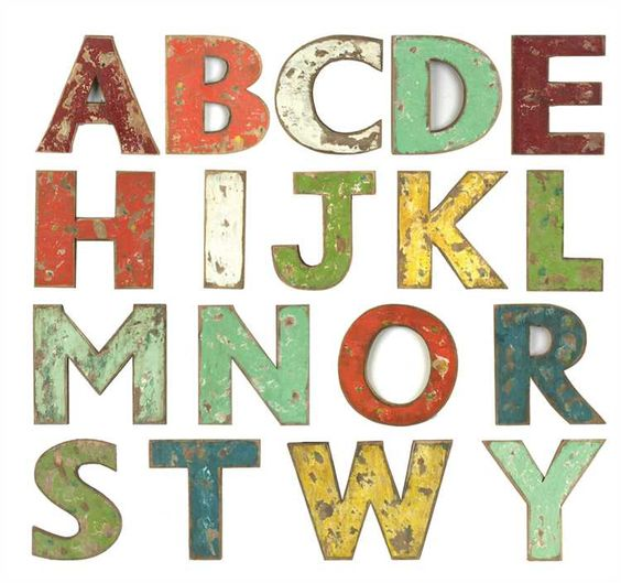 Harp, Wood letters and Letters on Pinterest