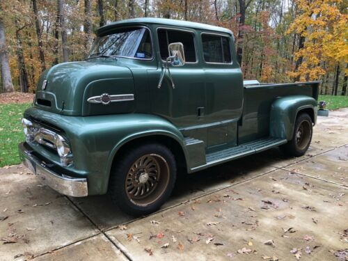 1956 Ford Pickup Truck F 7001956 Ford F 800 Big Job Coewith 7 3l Power Stroke Engine Old Trucks For Sale V Old Trucks For Sale Powerstroke Diesel Powerstroke