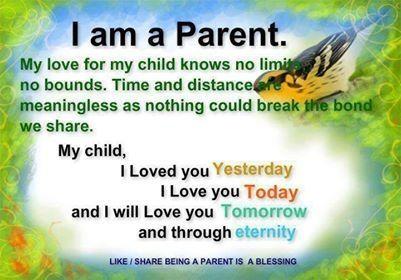 I am a parent......X2 <3