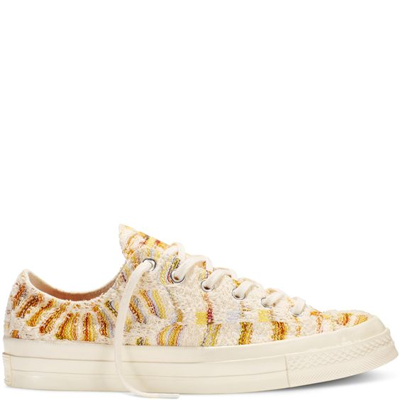 Converse - Chuck Taylor All Star '70 Missoni - Egret Multi - Low Top