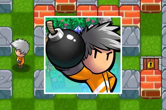 Em Bomber Friends Bombardeie Os Inimigos E Seja O Ultimo A Sobreviver Para Vencer A Partida Colete Melhorias Para Obter Recursos F Inimigos Jogos Jogos Online