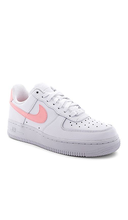 air force 1 07 white pink