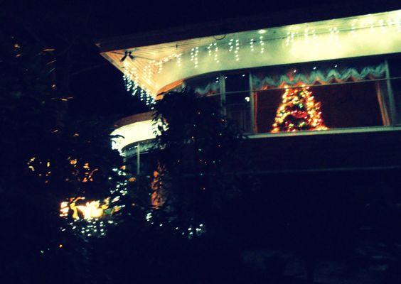 art deco, christmas, ivanhoe