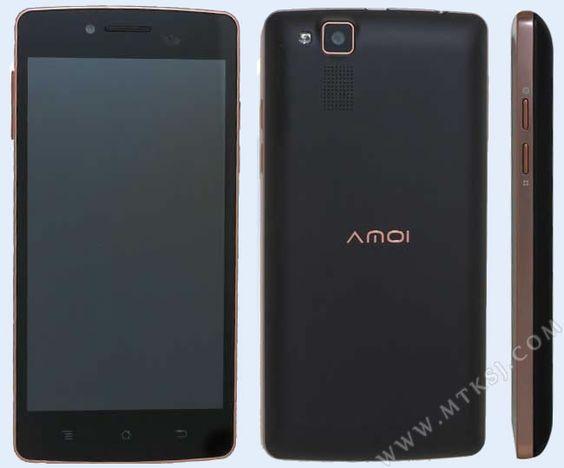 Novedad: El Amoi M1 aparece en TENAA con su batería de 5200 mAh